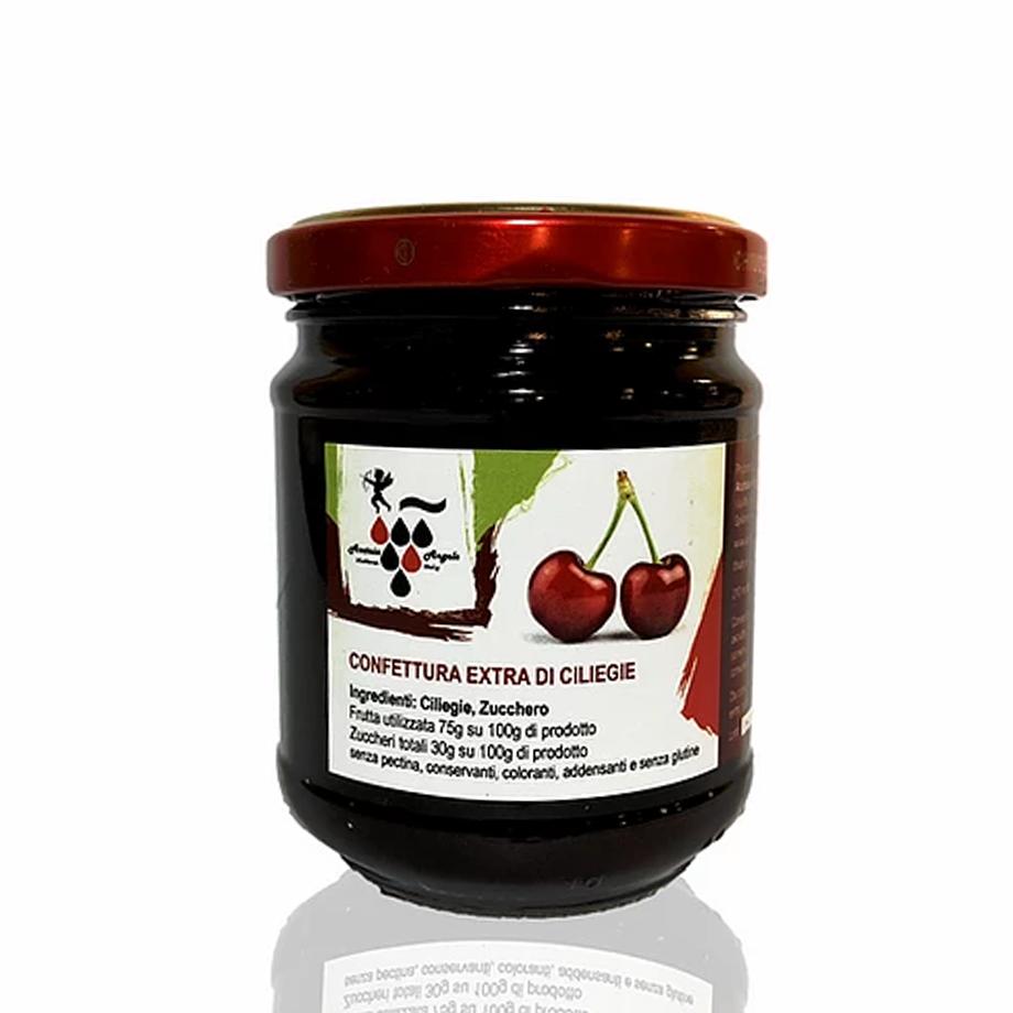 Vyšnių džemas 210ml