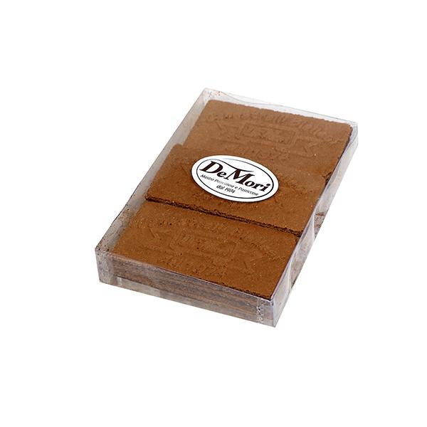 Vafliukai su tikro šokolado įdaru CANESTRELLI DI BIELLA 120 g