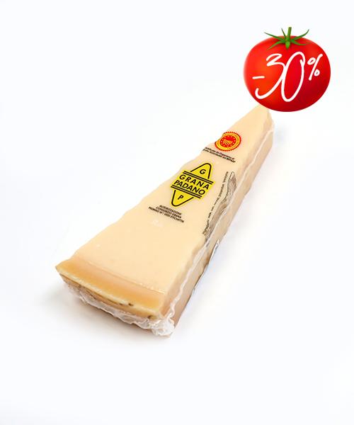 Sūris Grana Padano DOP vakuume 0,286 kg