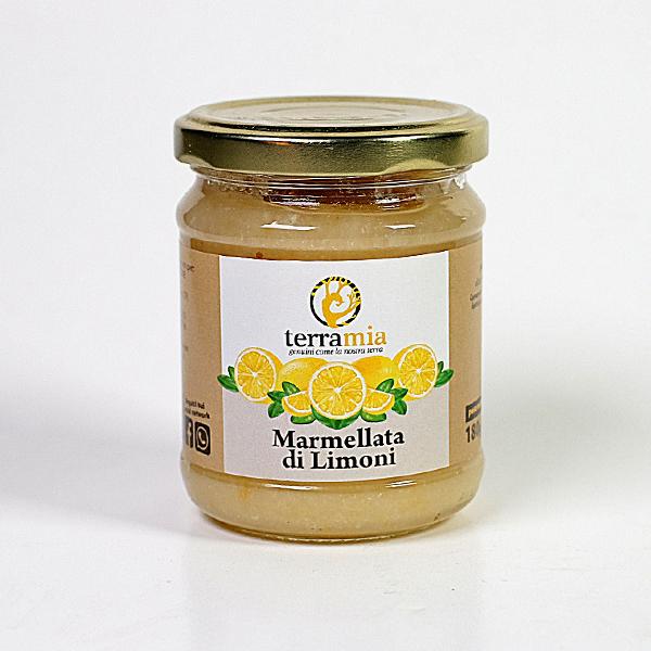 Citrinų marmeladas 180 g