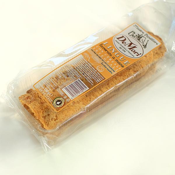 Duonos liežuvėliai su pilno grūdo miltais 150 g