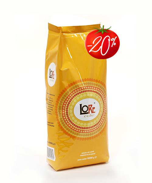 "Kavos pupelės LoRe ""Arancione"" 1 kg"