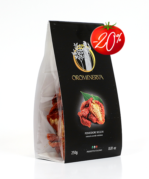 Džiovinti pomidorai 250 g