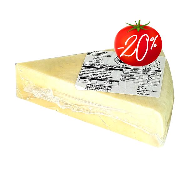 Sūris Pecorino Romano DOP 500 g